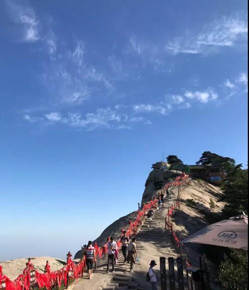 陕西最美风景区图片