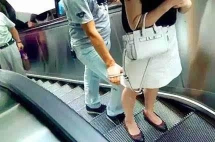 地铁猥亵,街拍抄底……北京警方神秘队伍专猎色狼!