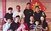 黄晓明为姥姥庆祝90岁大寿?baby和小海绵未出镜