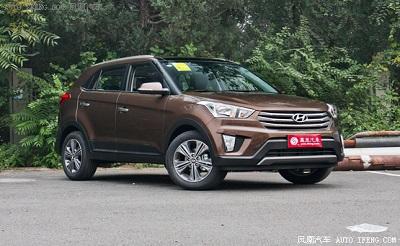 北现ix25长沙新低价 现车优惠1.5万