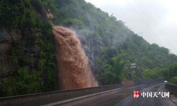 四川等有分散性强降雨 下周江南高温发力