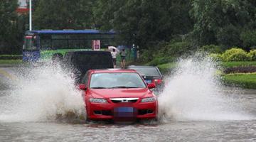 雨季来临 关于汽车涉水和泡水后的处理方法