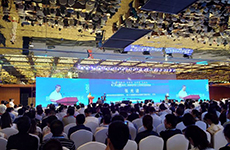 中国(西安)丝路经济带人力资源发展高峰会开幕