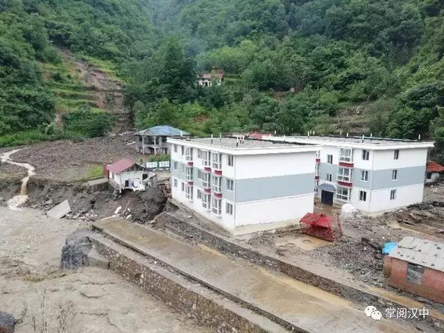 陕食用盐厂家招代理西略阳再遭特大暴雨 39户房屋被卷走转移上万人