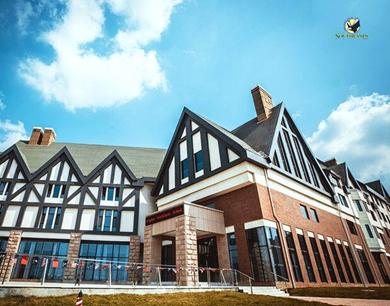 青岛索斯兰学校:打开国际视野 开启发现之旅