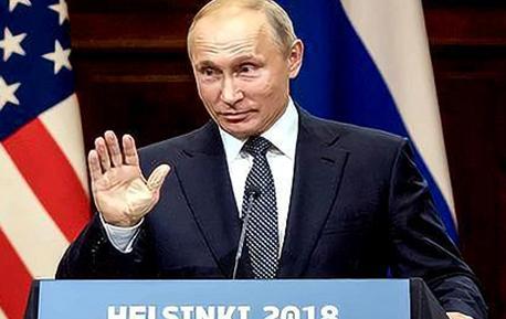 普京回应美起诉12名俄军人:这是美国国内政治游戏
