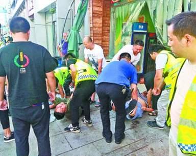 武汉一新开餐馆内3名工人意外身亡 疑似一氧化碳中毒