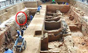 99座墓统一指向秦始皇陵 里面竟有这样的机关