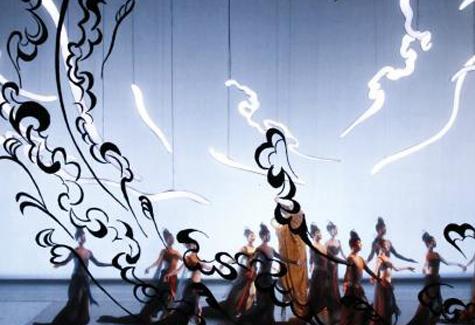 """原创芭蕾舞剧《敦煌》:用艺术描摹敦煌守护者""""坚守之心"""""""