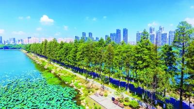 东湖风景区打响军运会环境整治攻坚战
