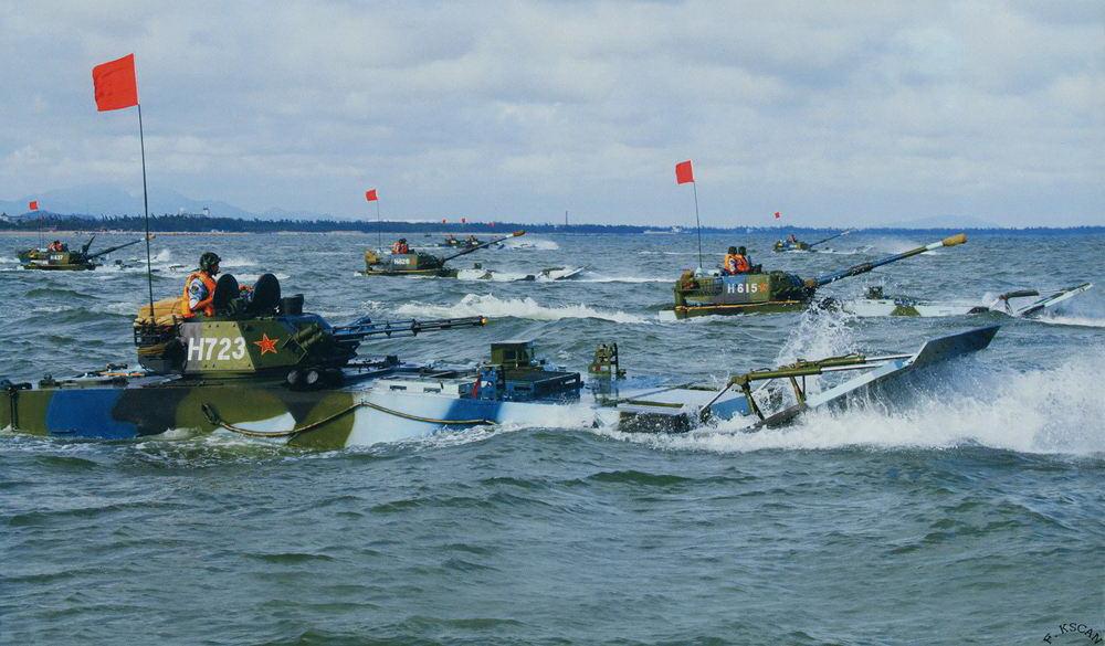 军机处第172期 想要成功登陆台湾岛 总共分几步?