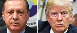 特朗普当局威逼将造裁土耳其 土圆:出有启受华衰顿动做恫吓