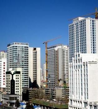 一二线城市新建商品住宅销售价环比涨幅回落
