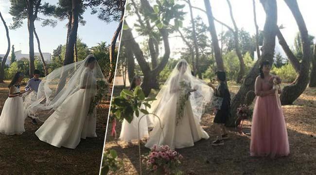 金星复婚后首晒照 身穿婚纱甜称走向幸福快乐