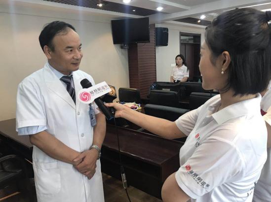 專訪錦州醫大一院院長孫宏治