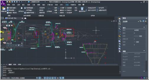 中望CAD整体版2019正式推出,机械解决方案更canvascad图片