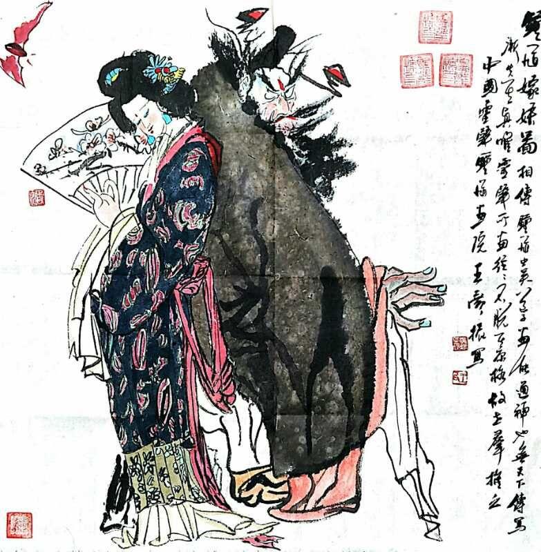 """美德感江淮 翰墨传四海 著名书画家、""""安徽好人""""王广振的艺术人生薇丝比娅"""