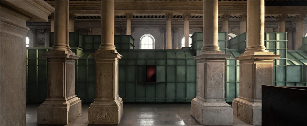 首钢园区及三高炉博物馆城市复兴成就展9月威尼斯启幕