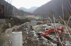 商洛累计拆除违建90.12万平方米 关闭采石场86家