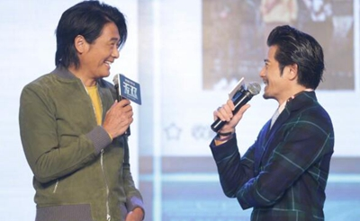 《无双》首映发布会:博纳于冬豪言将夺国庆档冠军