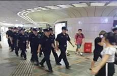 西安每日出动7040名巡逻力量 多举措确保假期安全