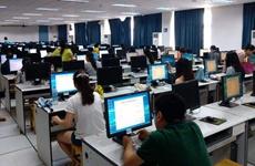 陕西省近20万公职人员参加学法用法考试