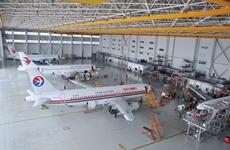 东航—赛峰飞机起落架深度维修基地项目即将交付