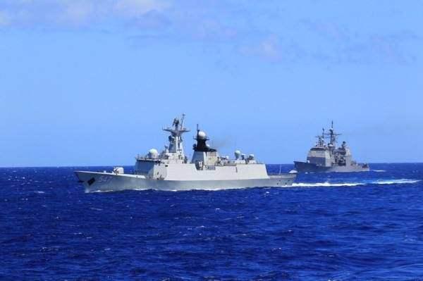 军机处第181期 外国军舰频闯南海 西沙南沙可不同应对