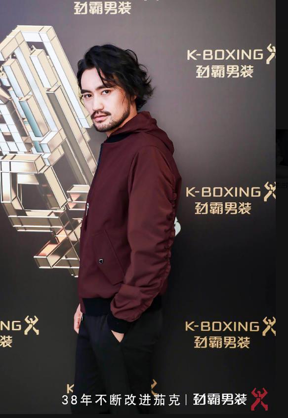 BOXING劲霸男装「翻转」焕新生活季