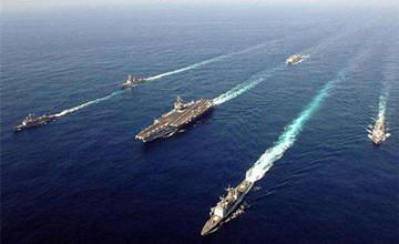 中国将阻止美与东盟国家军演?