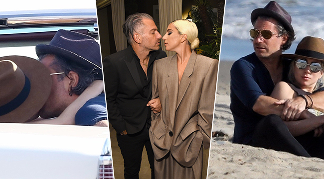 Lady Gaga官宣与经纪人男友订婚 甜蜜同框秀恩爱
