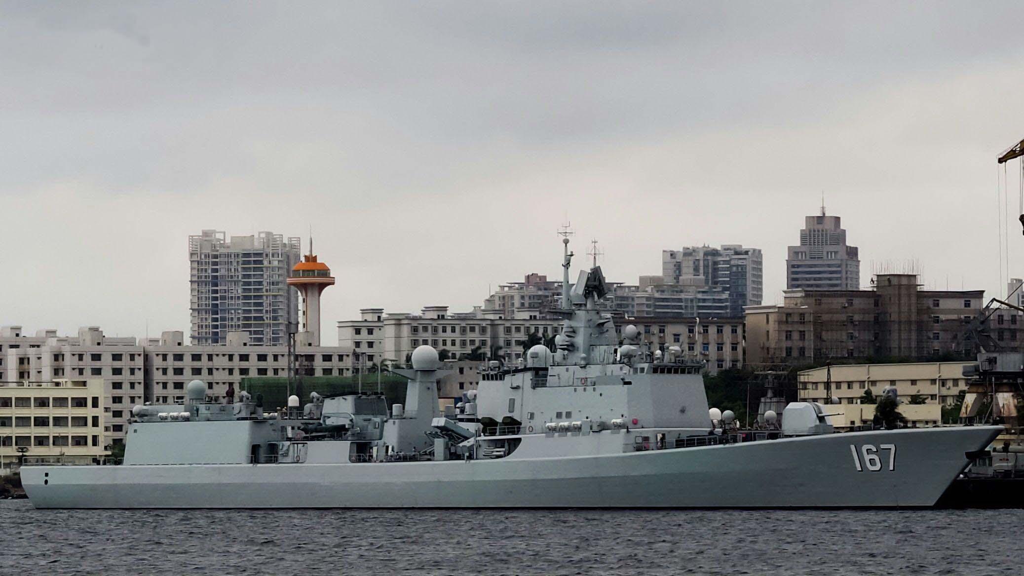 军机处第183期 神州第一舰改装为啥不上四面盾?
