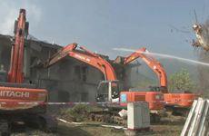 西安市鄠邑区拆除违建面积超50万平方米