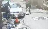 女子保险箱藏亡夫2173万 邻居找8人挖洞全偷走