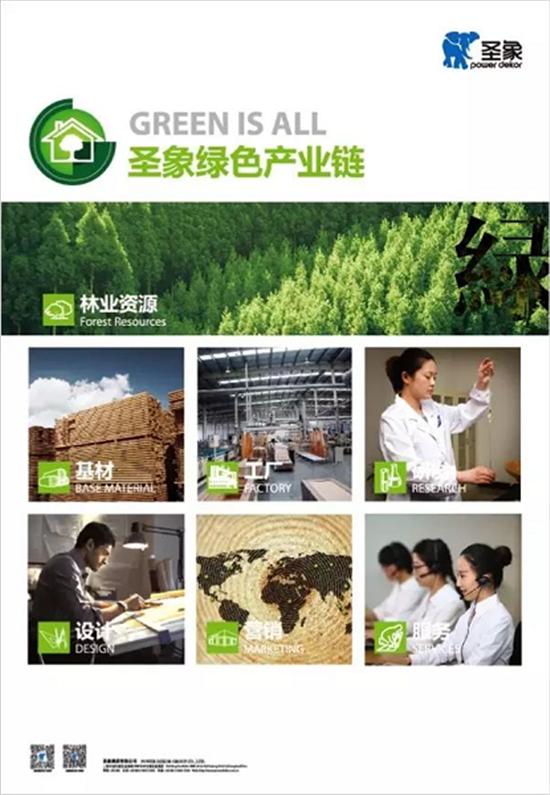 圣象集团董事长陈晓龙:满足消费升级,建构供需一体的绿色生态价值链