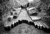 一处农田遭遇塌方,出土六座皇帝,专家:该陵墓争议很大