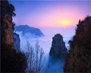 氧气十足 冬季躲雾霾 云台山走起