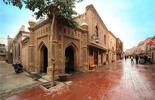 走进喀什:丝绸之路上的千年古城