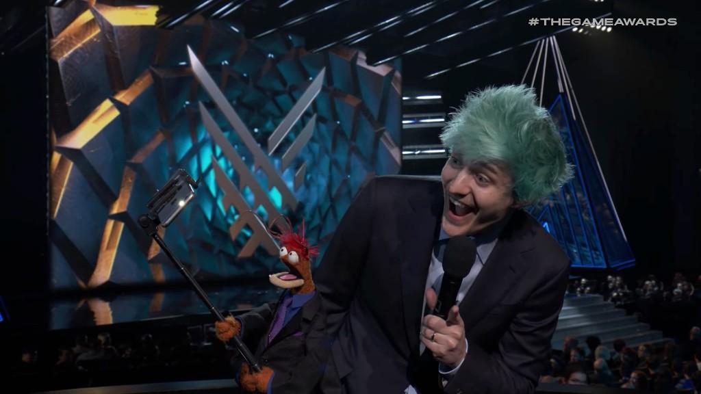 TGA《战神》逼退《大镖客2》 夺最佳年度游戏