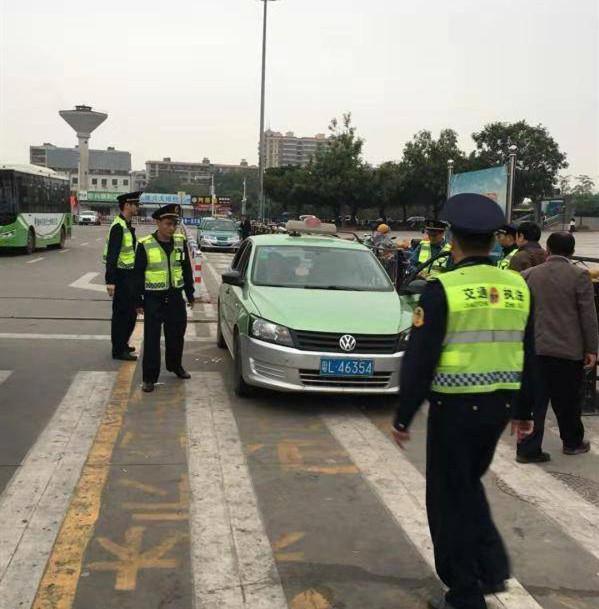 出租车拒载不打表 惠州市交通运输局:立查立办