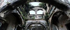 瘆人!探秘海南最神秘的百年豪宅 你敢一个人去吗