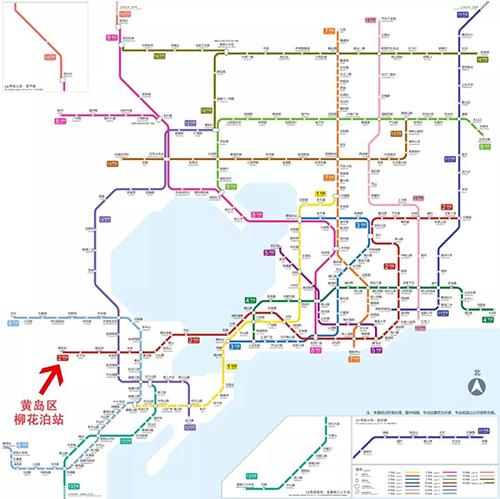串联胶州湾 青岛2019年首条计划开通地铁有了时间表