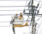 河南柘城:圓滿完成首次跨區配電帶電作業