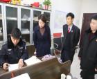 河南省人大代表王茜應邀視察柘城法院執行工作