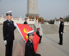 商丘交警支隊:緬懷革命先烈 繼承光榮傳統