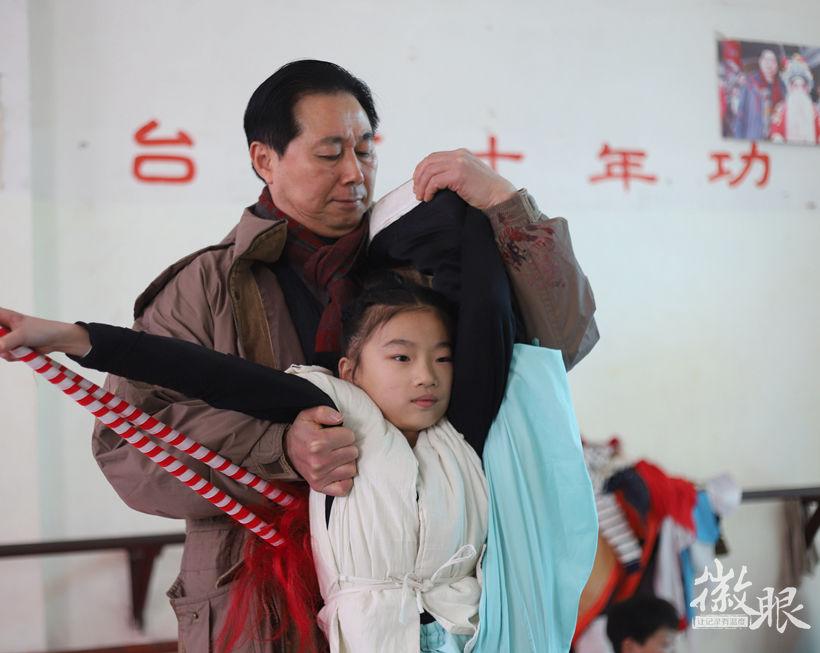 徽眼第59期:李北营的少儿京剧团