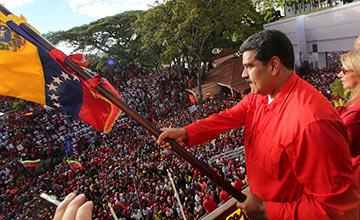 马杜罗:委内瑞拉和美国断交