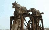 黄河水干枯露出异物, 专家打捞一年, 沉睡千年巨宝被发现