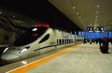 铁路西安局新增春运临客91对 客车总数达435.5对