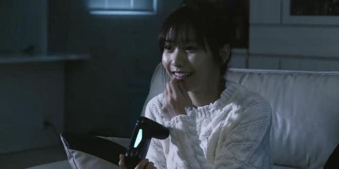 日本超人气偶像直播恐怖游戏 美女反应成焦点